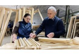 РЕПОРТАЖ: Активист из Комарово учит строить бизнес на экологичной продукции