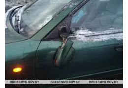 Ремни безопасности спасли жизни участниками дорожной аварии