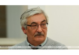 Абдурахманов: персональная выставка Шраги Царфина в НХМ - событие для Беларуси