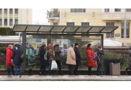 Терминалы по маршруту и билетные киоски самообслуживания