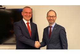 Беларусь и Швеция обсуждают возможность безразрешительной системы автоперевозок