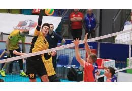"""Волейболисты """"Шахтера"""" сегодня проведут первый матч 1/16 финала Кубка ЕКВ"""