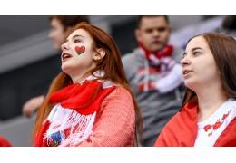 Молодежный ЧМ даст новый импульс развитию хоккея в Беларуси - болельщица