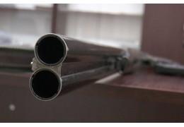 В Барановичах из гаража похитили ружье