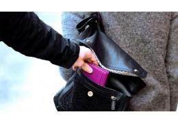 В Барановичах самый распространенный вид кражи - кража кошелька