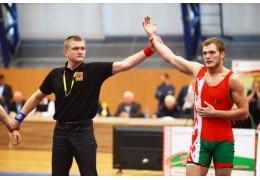 Среди сильнейших борцов Беларуси наши коллеги -  УИОС МВД