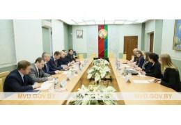 Конструктивное сотрудничество продолжается - УИОС МВД