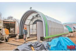 Строительство станции метро «Площадь Франтишка Богушевича» близится к завершению