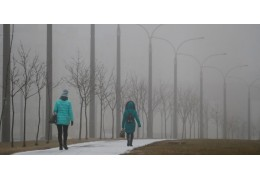 Скользко и ветрено будет в Минске 23 января