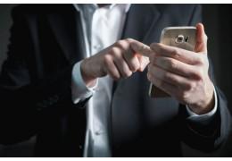 Личность мужчины, который подозревается в краже мобильного телефона, установлена