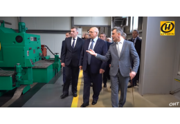 Лукашенко в Шклове: за что Президент раскритиковал чиновников?