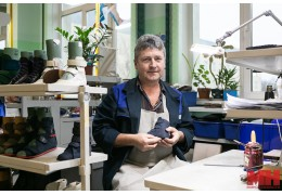 Как минский слесарь стал успешным изготовителем ортопедической обуви