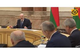 Лукашенко жёстко потребовал сделать агросектор Витебской области эффективным