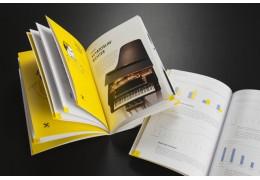 Издательские услуги - Брошюры и буклеты, г. Брест