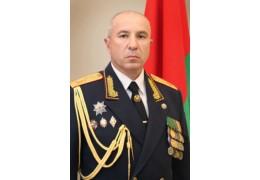 Поздравление Министра внутренних дел Республики Беларусь с Днём милиции