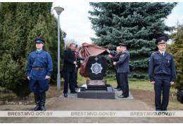 В память о милиционерах