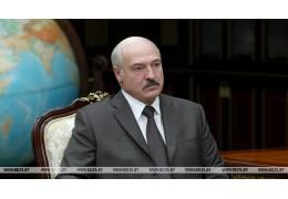 Лукашенко обращает внимание на вопрос цены при импорте медоборудования
