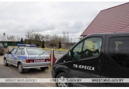 Милиционеры провели профилактический рейд - Жабинковский РОВД