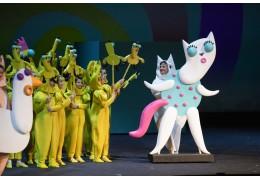 Премьера для детей и взрослых. Чем удивил «Кошкин дом» в Большом театре Беларуси