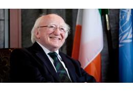 Лукашенко рассчитывает на расширение взаимодействия с Ирландией