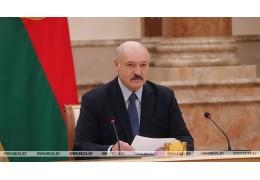Лукашенко обсудил с Совмином итоги развития страны