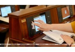 Белорусские депутаты ратифицировали визовое соглашение с ЕС