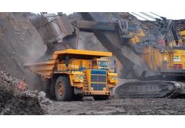 Очередной 130-тонник БЕЛАЗ начнет работу на Глееватском карьере в Украине