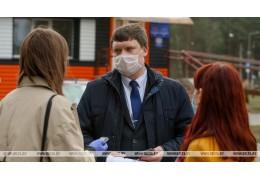 Любая поддержка сейчас важна - главврач Борисовской больницы
