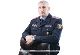 Сопереживать проблемам потерпевших: полковник Максим Суббота