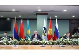 Видеосаммит глав государств ЕАЭС состоится 14 апреля