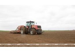 Могилевская область планирует завершить сев льна до 9 мая