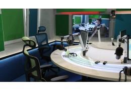 """Радио """"Мир"""" запустило вещание из обновленной студии"""