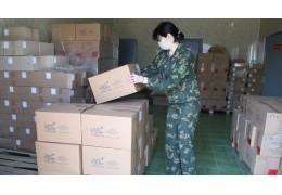 Белорусские пограничники получили более 31 тыс. медицинских масок