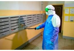 В МГЖХ рассказали, из каких источников финансируются работы по дезинфекции
