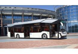 МАЗ создал первый электробус