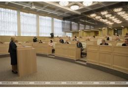 Совет Республики принял к сведению декрет о допмерах