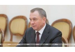 Макей обсудил с главой МИД Литвы ситуацию с распространением коронавируса