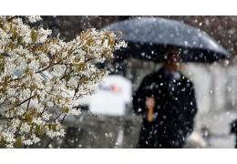 На этой неделе в Беларуси похолодает, ожидается мокрый снег