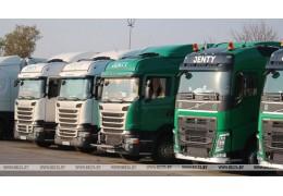 Чехия вводит ограничения для белорусских перевозчиков с 25 мая