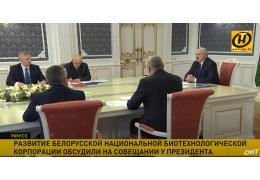 Лукашенко о БНБК: Это предприятие сродни космическим проектам