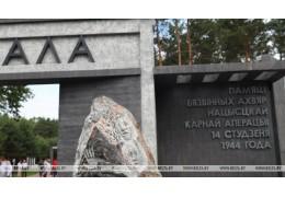 Лукашенко посещает с рабочей поездкой Светлогорский район Гомельской области