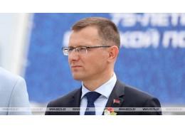 Кунцевич: белорусские студотряды - признанный молодежный бренд