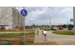 В Ленинском районе для взрослых и детей сняли видеоролик о ПДД
