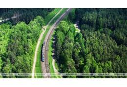 В РБ планируется в ближайшую пятилетку электрифицировать 300 км железной дороги