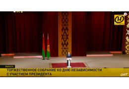 Лукашенко: Если пойдем за заграничными кукловодами, перестанем быть белорусами