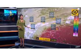 Прогноз погоды на 3 июля: до +31°C и дожди