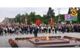 Лукашенко: Никто извне не может поколебать белорусский суверенитет