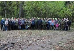 Работники Комитета государственного контроля приняли участие в акции Чистый лес