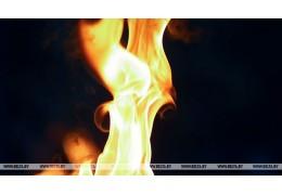 Молодой мужчина погиб при пожаре в своем доме в Пинске