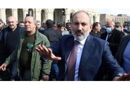 Митинги сторонников и противников Пашиняна проходят в Ереване